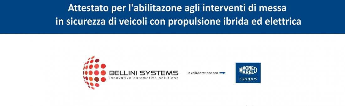 Nuovo corso per l'abilitazione agli interventi di messa in sicurezza dei veicoli ibridi e elettrici